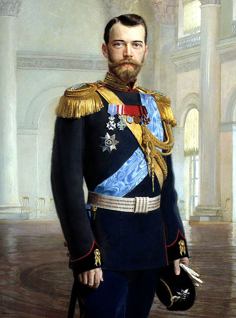 Vodka Perfectionist - Nicholas II
