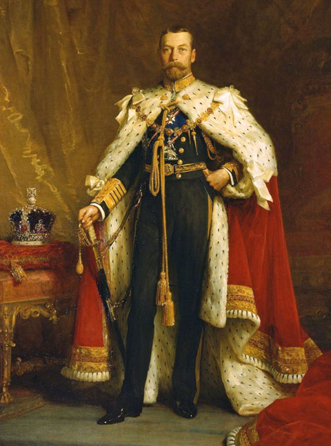 Vodka Lover - King George V