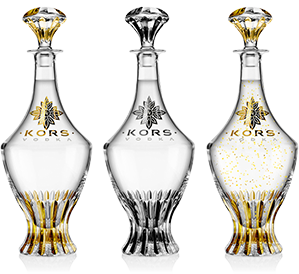 Kors Vodka Bottles Range Download