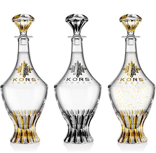 Kors Vodka Bottles Business Gifts