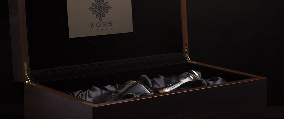 Kors Vodka Business Gift