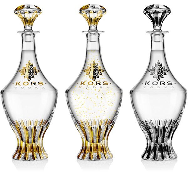 Kors Limited Edition Vodka