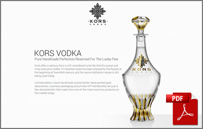Kors Vodka PDF Download